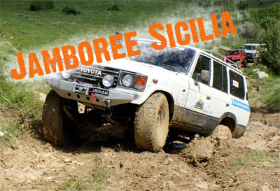 raduni Sicilia 4x4 Jamboree