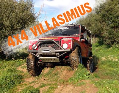 Raduno 4x4 in Sardegna a Villasimus per fuoristrada