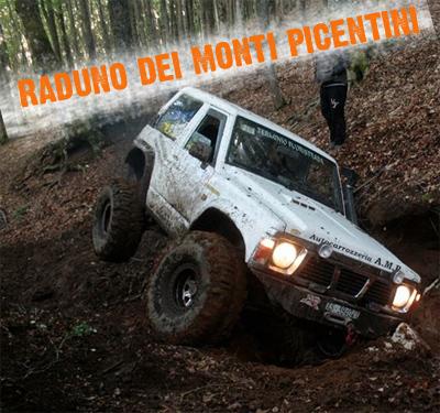 raduni 4x4 Campania per fuoristrada con percorsi hard e soft con pneumatici da competizione