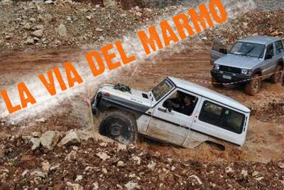 raduno 4x4 Lombardia, per fuoristrada amanti dell'off road, raduno nazionale la via del marmo