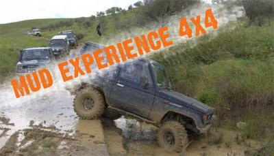 raduni Sicilia di 4x4 mud experience