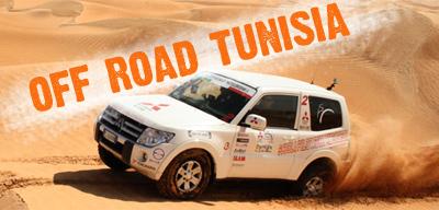 raduno per fuoristrada Tunisia