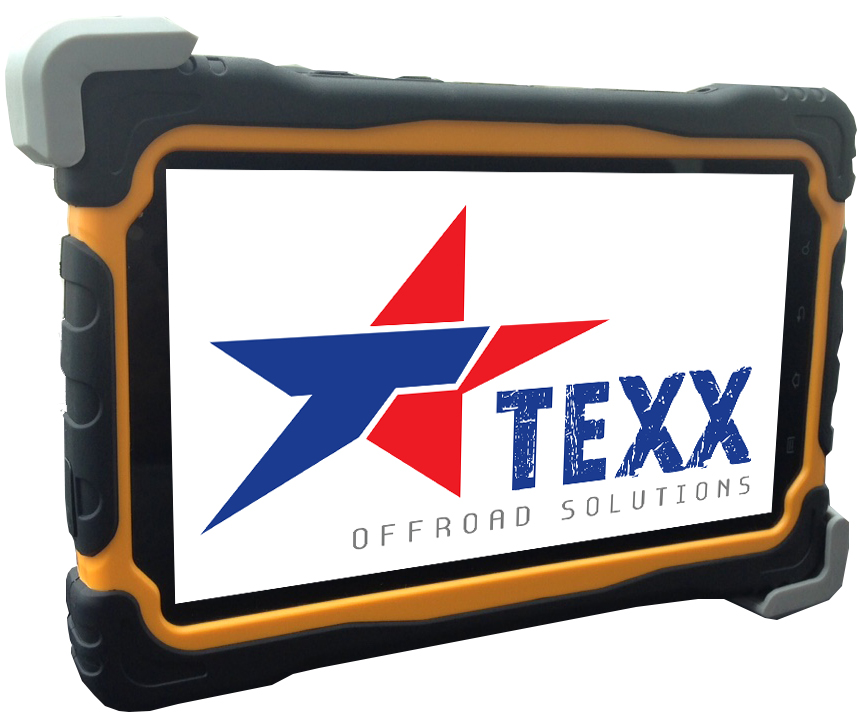 Tablet IP67 Ruggerd 4x4 Offroad