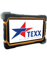 TEXX 7001 Android Tablet Rugged IP67 4x4 - GPS